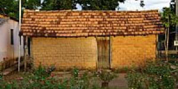 Uma casa no Birro, São José do Planalto-Foto:Leandro A lluciano