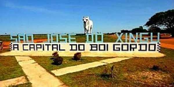 Imagens de São José do Xingu - MT