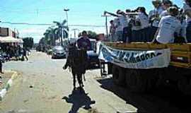 S�o Jos� dos Quatro Marcos - Comitivas