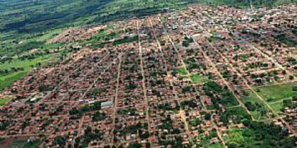 Imagens da cidade de São José dos Quatro Marcos - Foto Luiz Carlos Bordin