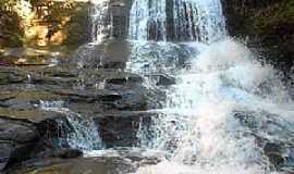 São Lourenço de Fátima - São Lourenço de Fátima-MT-Cachoeira de São Lourenço-Foto:Imprensa de Plantão