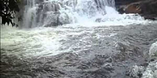 São Lourenço de Fátima-MT-Cachoeira Bom Jesus-Foto:Fernando Costa