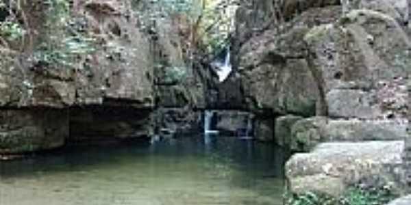 São Lourenço de Fátima-MT-Cachoeira do Bispo-Foto:Leandro A lluciano