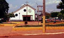 São Pedro da Cipa - Igreja-Foto:Cavalar Walter Edson ...: