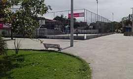 Buris de Abrantes - Buris de Abrantes-BA-Praça central-Foto:Bruno S.