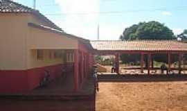 Serra Nova Dourada - Escola Estadual Antônio Carlos Moura em Serra Nova Dourada-Foto:gerselei