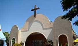 Sinop - Igreja  Matriz de Sto. Antonio de P�dua Foto Vicente A. Queiroz