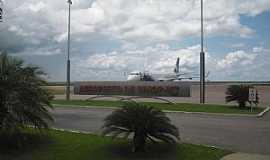 Sinop - Sinop-Mt-Embarque do aeroporto-Foto:Alexandre Barros
