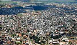 Sinop - Sinop-Mt-Vista aérea da cidade-Foto:Paulo Tabile