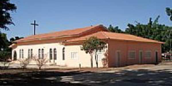 Igreja Matriz-Foto:Elson Nunes S.P.