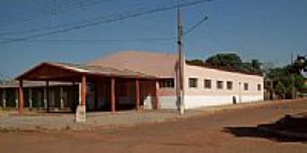 Salão Paroquial-Foto:Elson Nunes S.P.