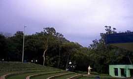 Sorriso - Sorriso-MT-Anfiteatro na Área Verde-Foto:Ag-lima