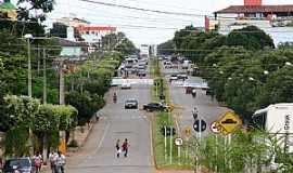 Sorriso - Sorriso-MT-Avenida Tencredo Neves-Foto:rothis