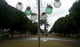 Sorriso - Sorriso-MT-Praça da Juventude-Foto:Ag-lima
