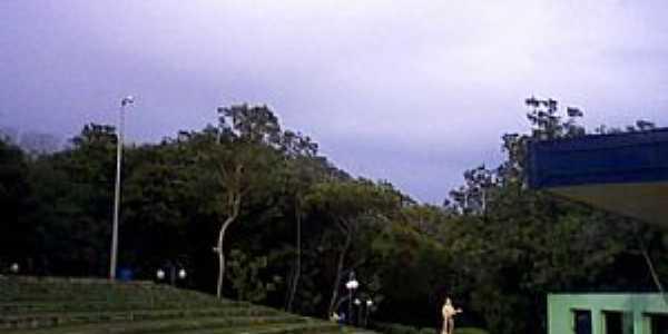 Sorriso-MT-Anfiteatro na Área Verde-Foto:Ag-lima