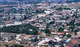Tabaporã - Tabaporã-MT-Vista aérea da cidade-Foto:www.24horasnews.com.br