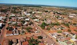 Tabaporã - Tabaporã-MT-Vista aérea parcial da cidade-Foto:www.portonoticias.com.br