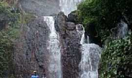 Tangar� da Serra - Cachoeira do C�rrego Angelin