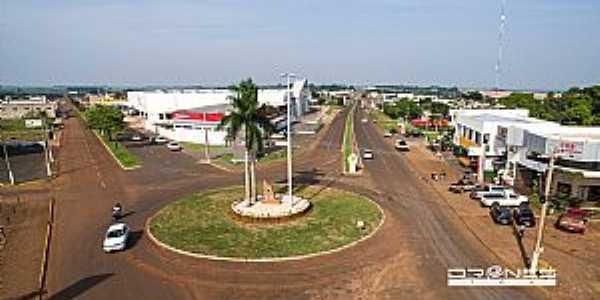 Imagens da cidade de Tangará da Serra - MT