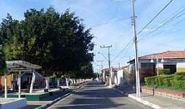 Buritirama - Buritirama-BA-Avenida principal-Foto:beto viana