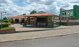 Buritirama - Buritirama-BA-Praça da Matriz-Foto:beto viana
