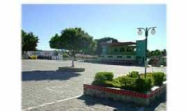 Buritirama - Buritirama-BA-Praça de Eventos-Foto:beto viana