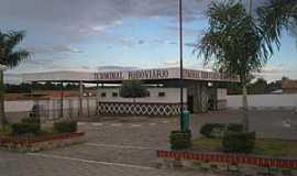 Buritirama - Buritirama-BA-Terminal Rodoviário-Foto:beto viana
