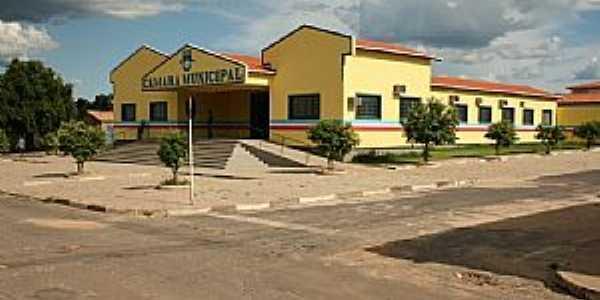 Buritirama-BA-Câmara Municipal-Foto:beto viana