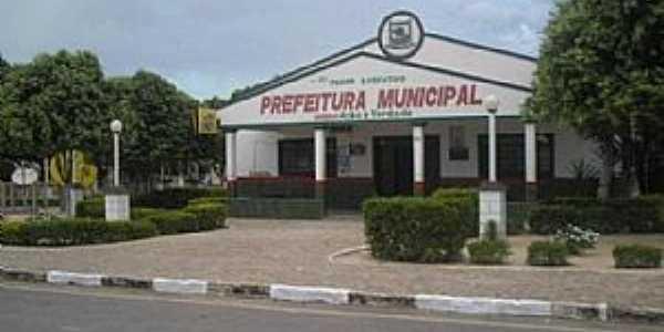 Buritirama-BA-Prefeitura Municipal-Foto:beto viana