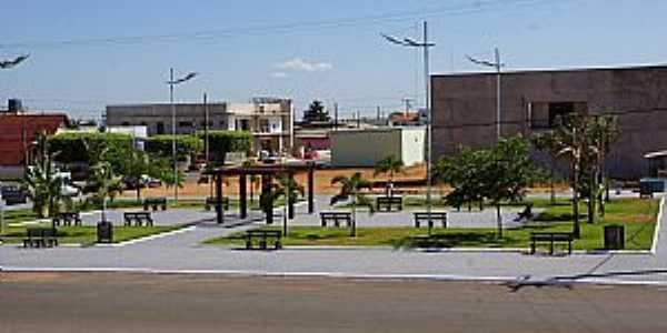 Imagens da cidade de Tapurah - MT