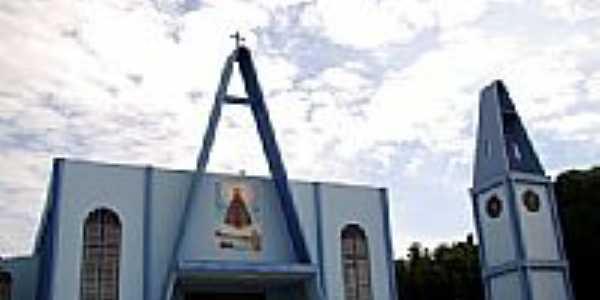 Igreja Matriz de N.S. Aparecida foto Vicente A. Queiroz