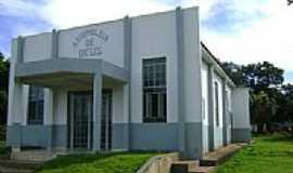 Terra Roxa - Igreja da Assembléia de Deus em Terra Roxa-MT-Foto:EliezerKmarguinhO