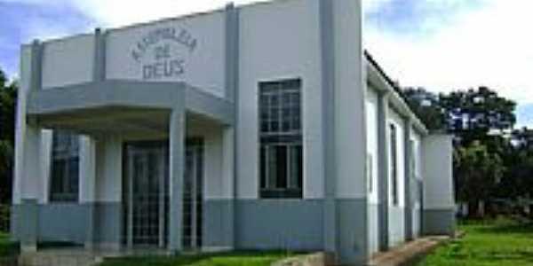 Igreja da Assembléia de Deus em Terra Roxa-MT-Foto:EliezerKmarguinhO