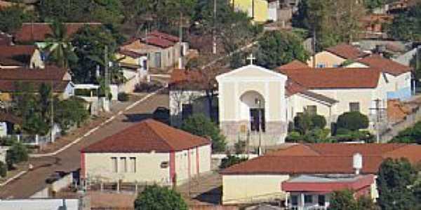 Imagens da cidade de Tesouro - MT