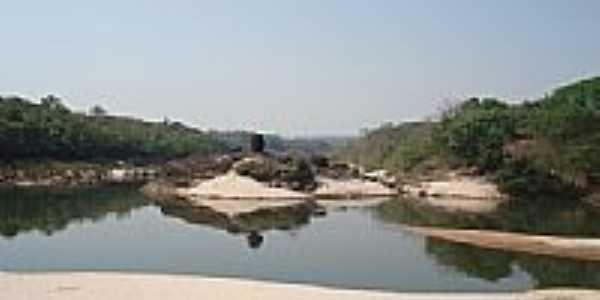 Torixoréu (MT) - Rio Araguaia por Rafael Jose Rorato
