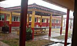 União do Sul - Escola Estadual Ivaldino Francio-Foto:Gil Alves