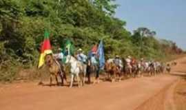 União do Sul - cavalgada dos gaúchos, Por Camila