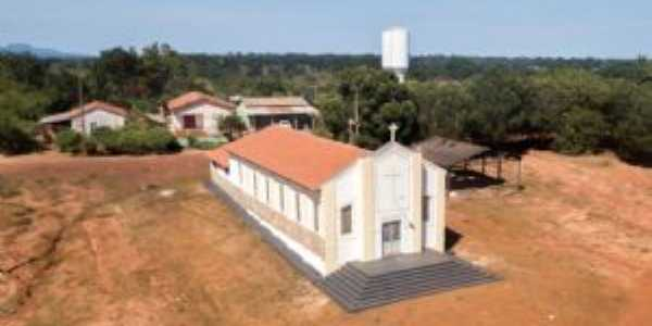 Igreja Católica do Vale Rico, Por Gustavo Amaral
