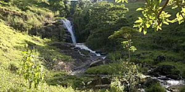 Caatiba-BA-Cachoeira na região-Foto:Marcel Brito