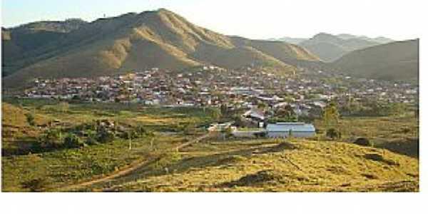 Caatiba-BA-Vista da cidade-Foto:Marcel Brito
