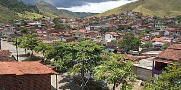 Caatiba-BA-Vista parcial da cidade-Foto:Marcel Brito