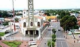 Várzea Grande - Igreja De Nossa Senhora Do Carmo - Várzea Grande - MT