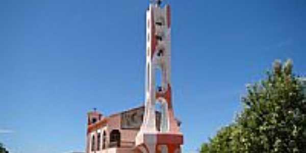 Várzea Grande (MT)                  Igreja de N. Sra. do Carmo Matriz da Paróquia de N. Sra. da Guia foto Vicente A. Queiroz