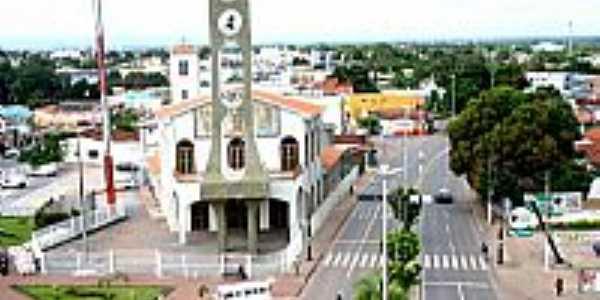 Igreja De Nossa Senhora Do Carmo - Várzea Grande - MT