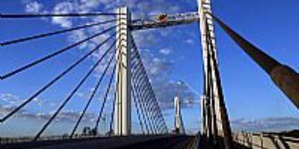 Ponte Sergio Motta - Várzea Grande - MT