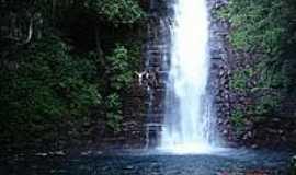Vila Bela da Santíssima Trindade - Cascata dos Namorados