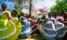 Vila Bela da Santíssima Trindade - Dança do Chorado, Por Elba C. Passini