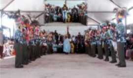 Vila Bela da Santíssima Trindade - Dança do Congo, Por Elba C. Passini