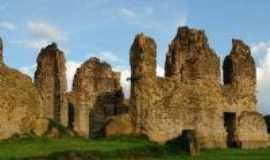 Vila Bela da Sant�ssima Trindade - ruina, Por cryss