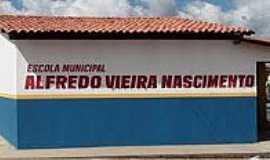 Cabaceiras do Paraguaçu - Cabaceiras do Paraguaçu-BA-Escola Municipal Alfredo Vieira Nascimento-Foto:Anderson Bella